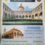 Jornadas Puertas Abiertas en Capitanía General de Valencia – 19 y 20 de Mayo